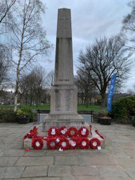 War Memorial Start & Finish