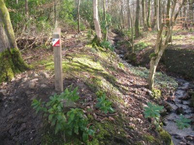 Gawthorpe Permanent Orienteering Course