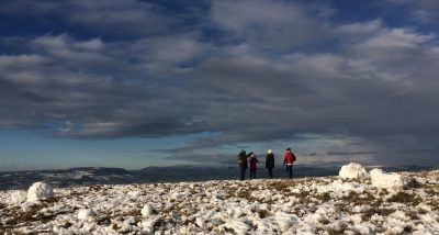 2nd Jan 2021 - Gathering clouds over Pendle