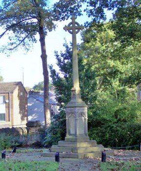 War Memorial Crawshawbooth