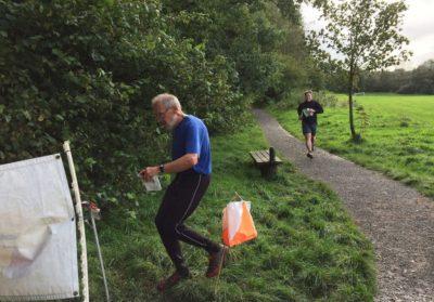 John Nuttall SELOC and John Fawcett PFO finishing